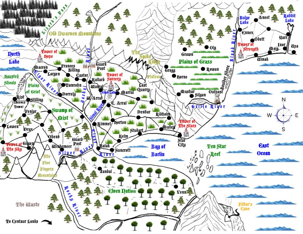 Map - Book 1d